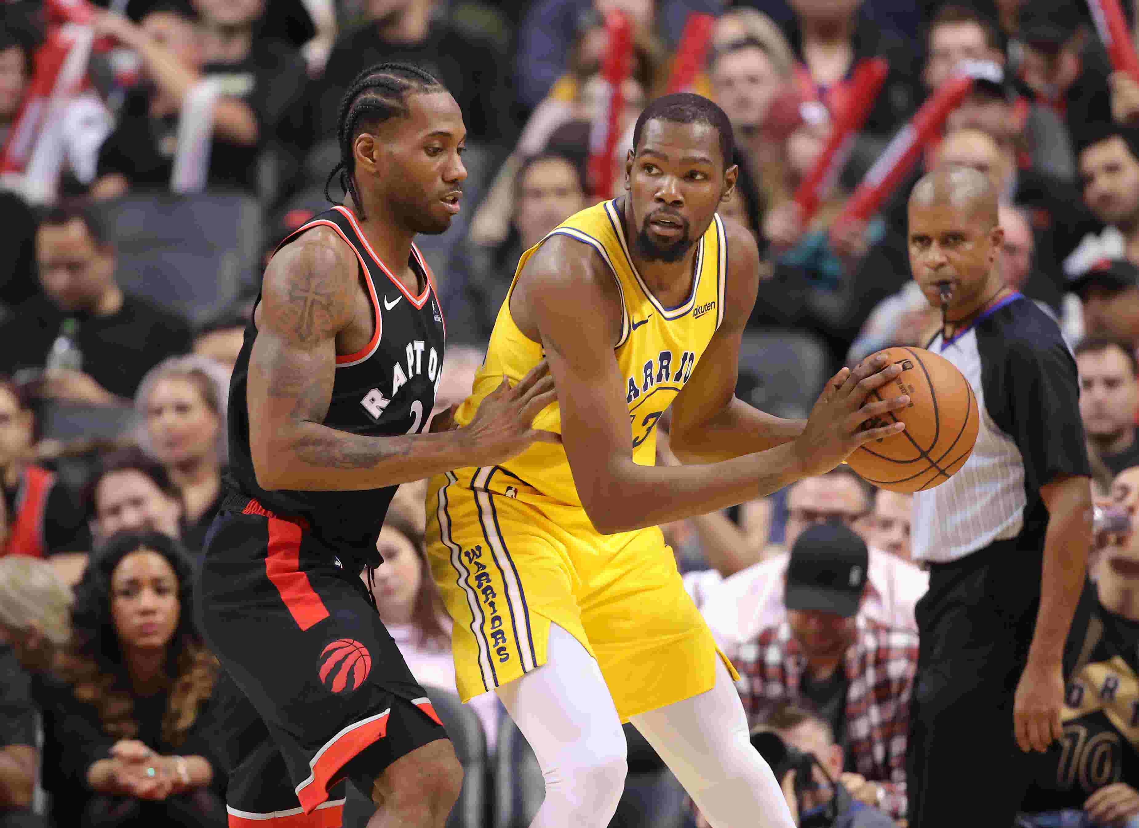 NBA  Who should Warriors fear now as title contenders  3234ca872