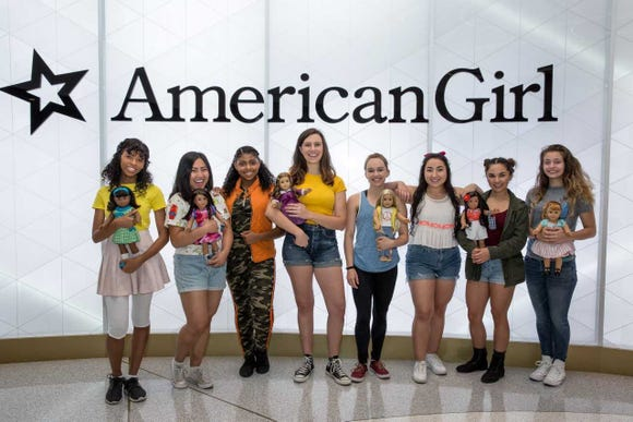 """American Girl Live"" kicks off its tour in December."