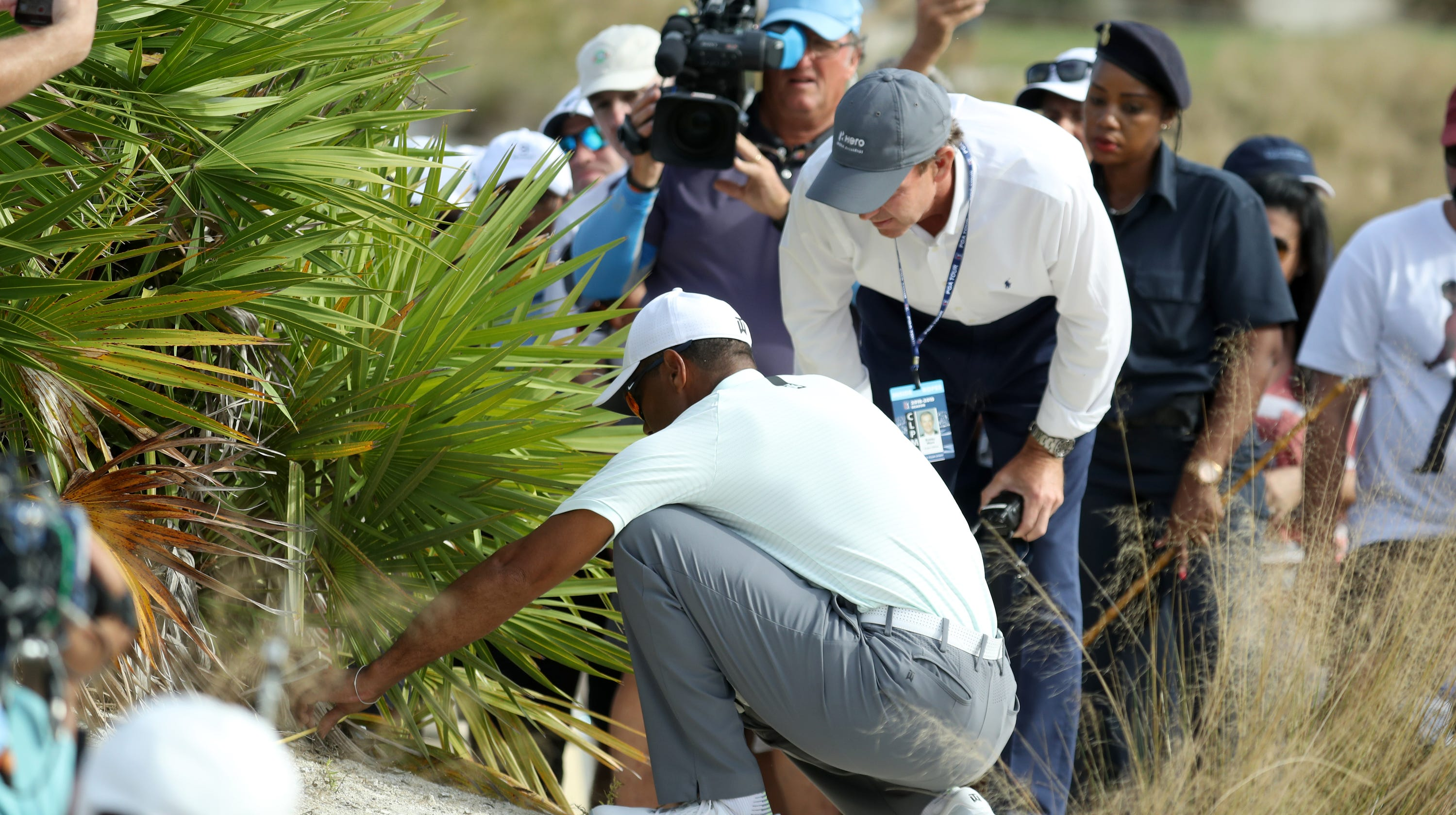 Image result for tiger woods penalty hero