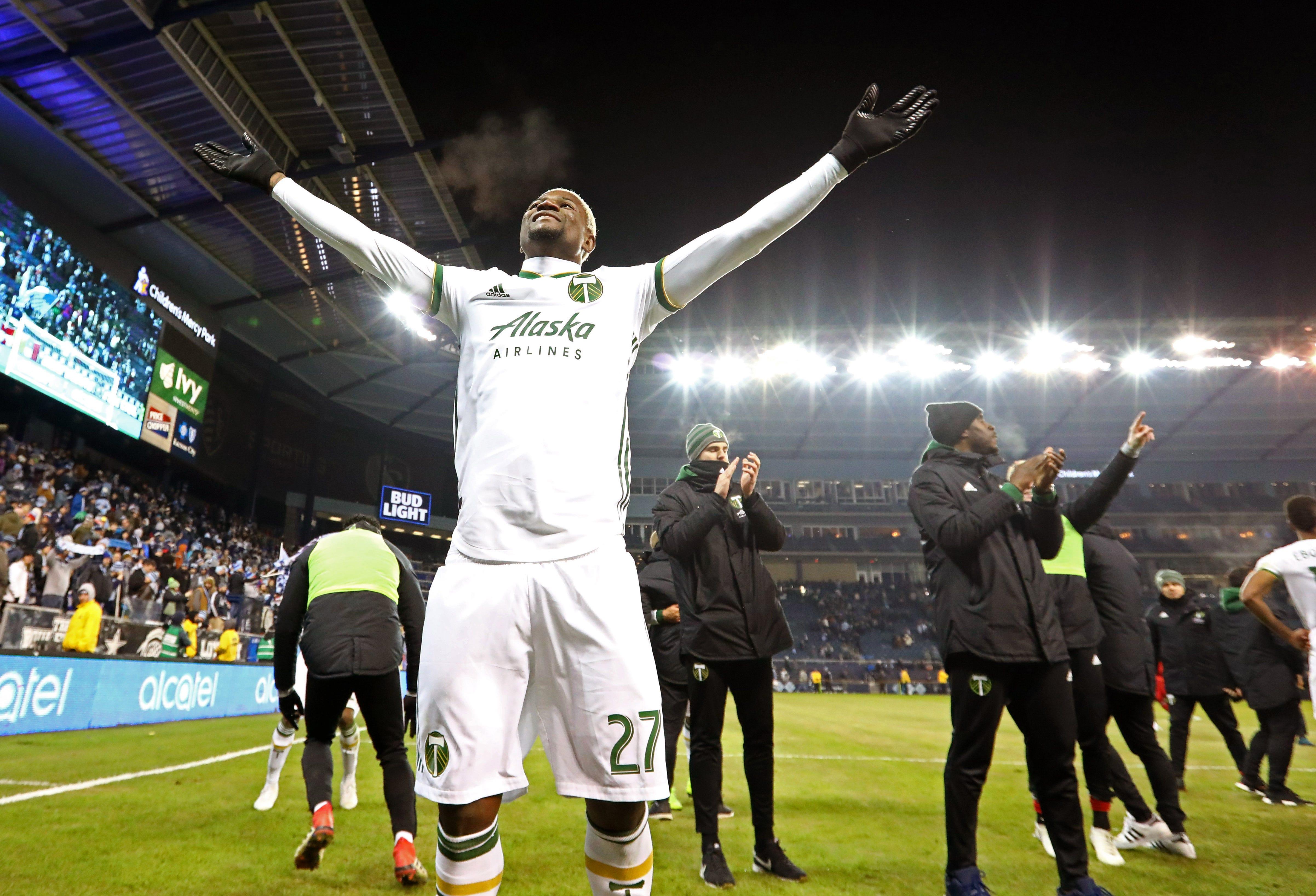 Portland Timbers beat Sporting KC to earn MLS Cup trip