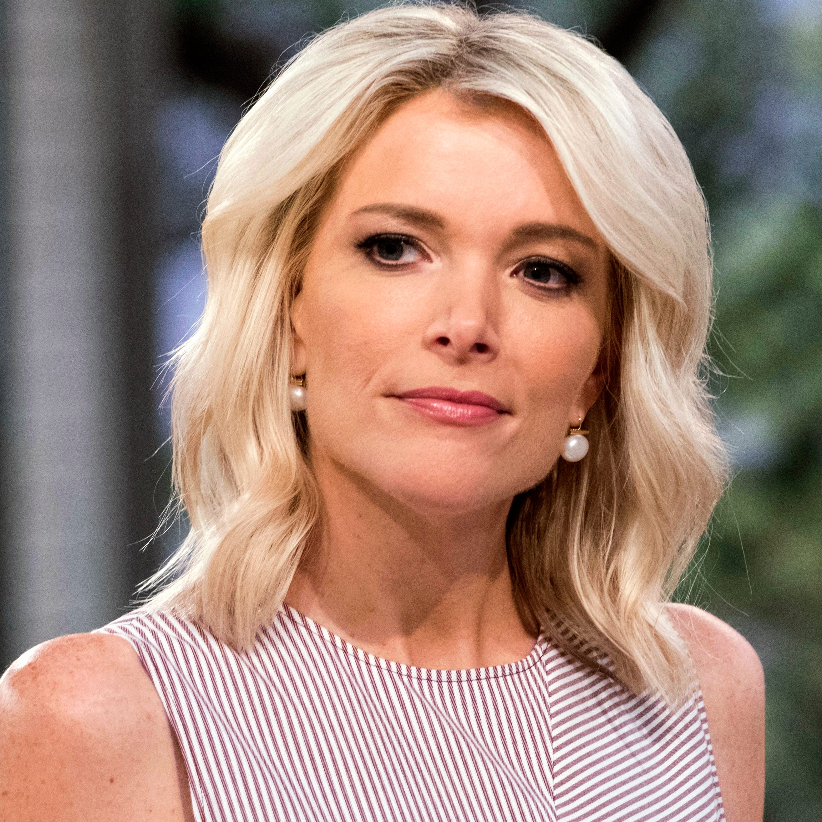 "Megyn Kelly talks family during her first interview since her depature from NBC's  ""Megyn Kelly Today"" following her comments on dressing up in blackface for a Halloween costume."