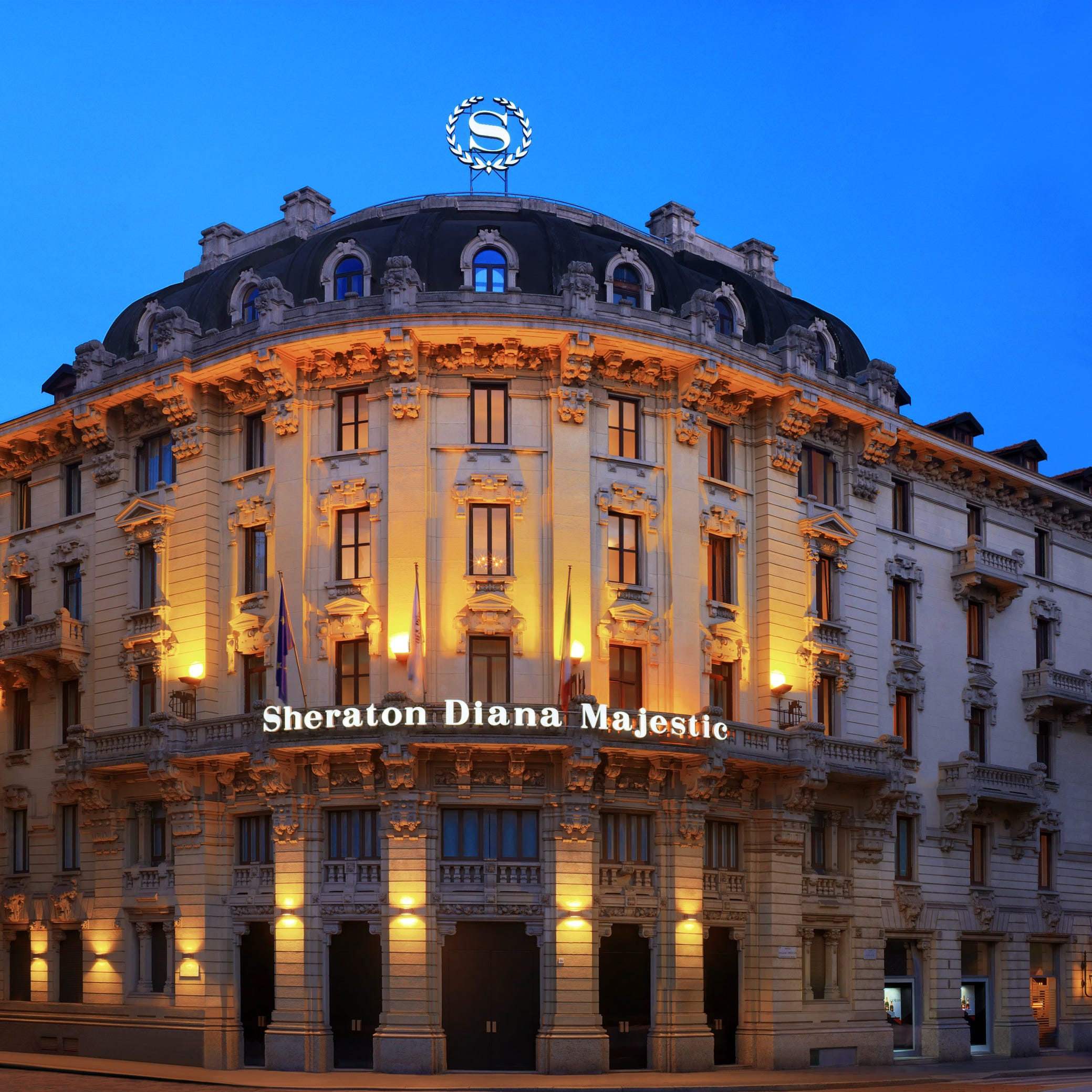Marriott says as many as 500 million people who made reservations at Starwood properties worldwide may have had their personal information accessed in a breach that lasted as long as four years. Among those hotels are Westin Hotels & Resorts and Sheraton Hotels & Resorts including the Sheraton Diana Majestic in Milan, Italy, shown here.