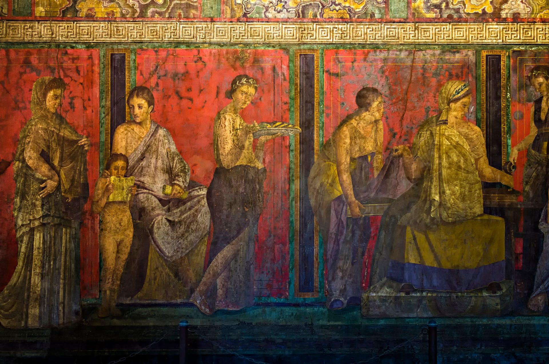 Pompeii: A photo tour of the ancient city