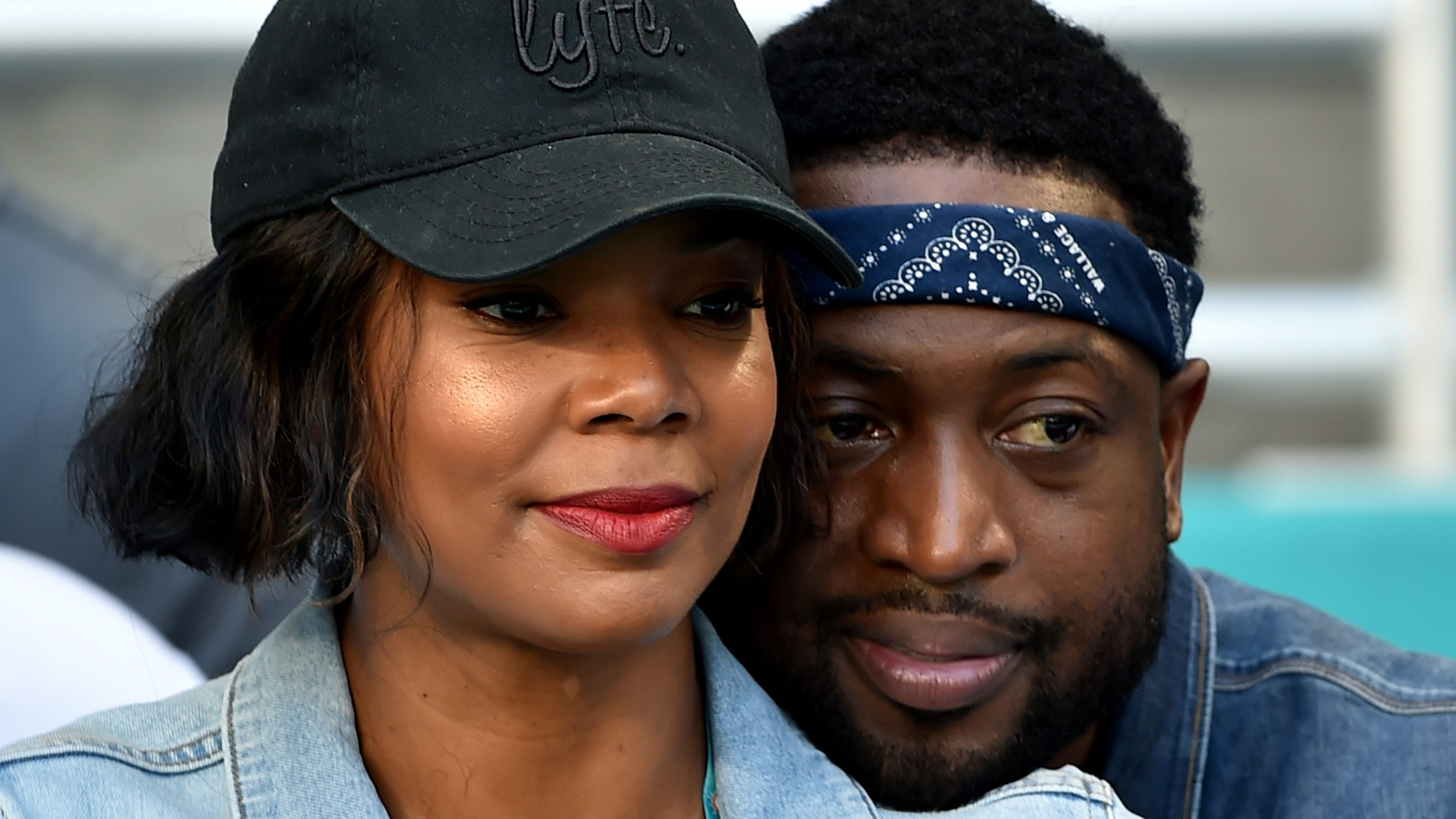 9c51fdaf90d  This is our birth journey   Gabrielle Union shares video of the journey to  parenthood