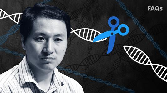 How one scientist is genetically-engineering babies