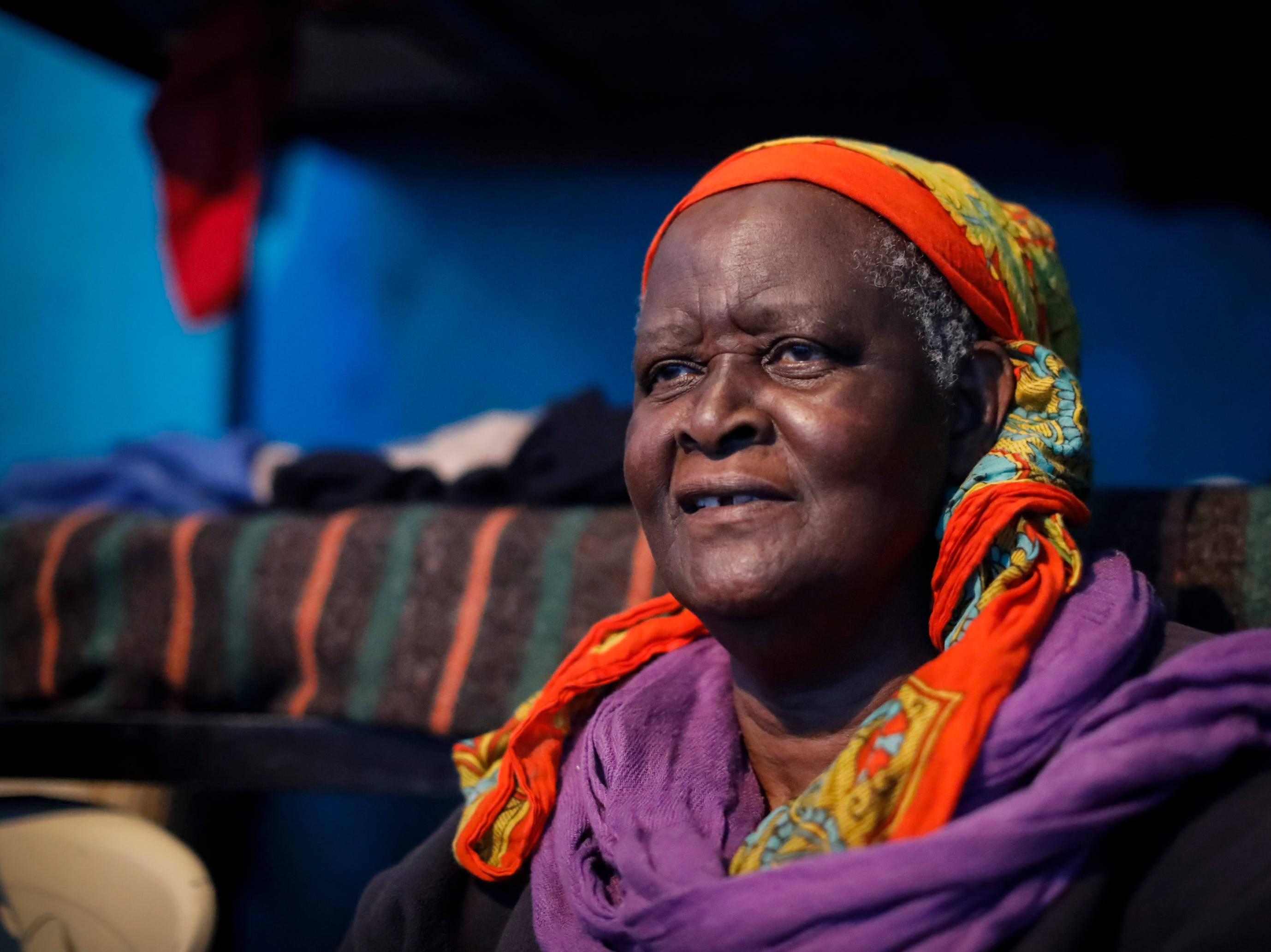 Sixty eight-year-old Lona Madanyi, is the founder of Fruitful Rescue Center, a slum orphanage for the children living with HIV and others who lost their parents for different reasons including AIDS, in Nairobi, Kenya. According to the 2017 figures released by UNAIDS, the Joint United Nations Programme on HIV/AIDS, some 110,000 children aged under 14 live with HIV in Kenya, which has the joint fourth largest epidemic in the world along with Uganda and Mozambique with some 1.5 million people infected with HIV. Sub-Saharan Africa accounts for 90 percent of the world's 2 million HIV-positive children.
