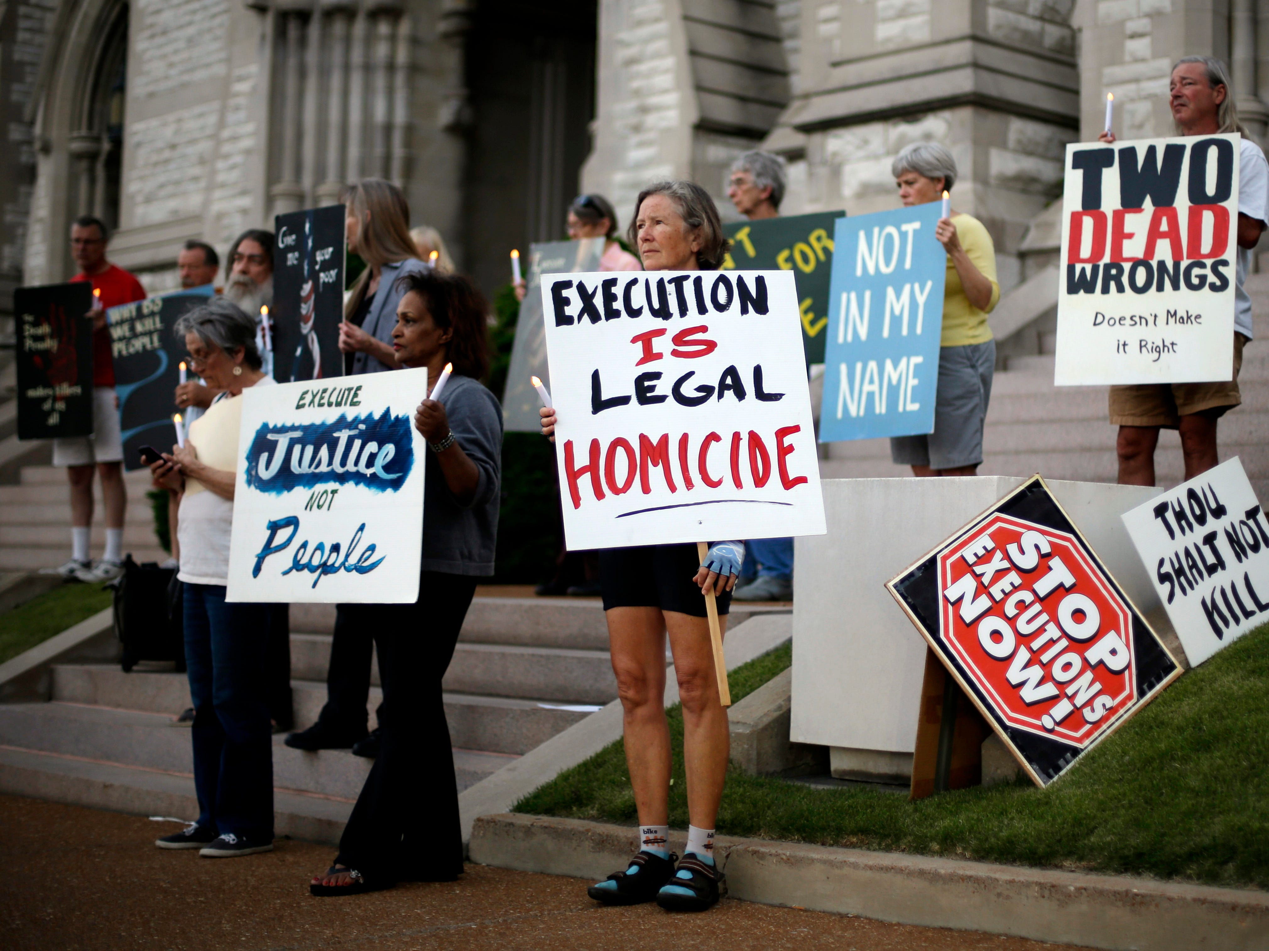 Former executioners: SCOTUS must stop lethal injection in Missouri case