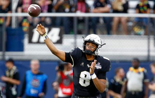 Ncaa Football Aac Championship Memphis At Central Florida