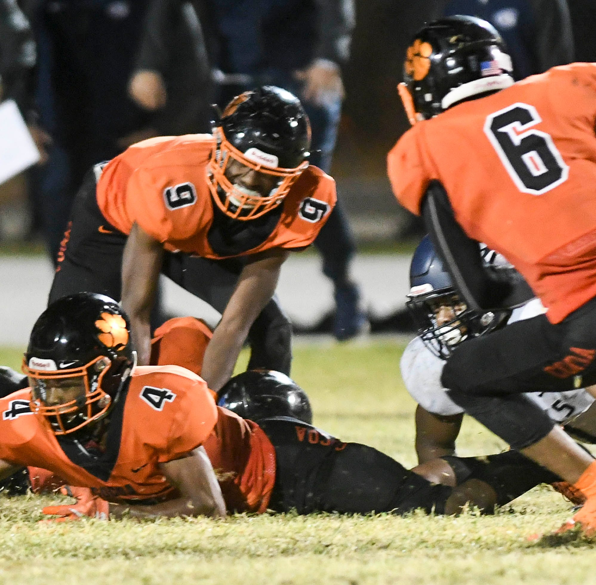 Scoring summary: Cocoa High vs. Raines, 4A state championship