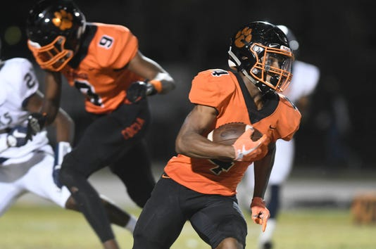 High School Football University At Cocoa