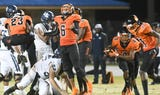 Highlights of Cocoa Tigers 4A semifinal win over University football Friday night