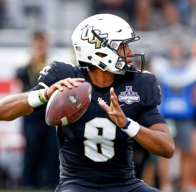 QB battle the top storyline in UCF spring football game