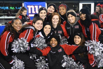 St. Joseph topped Holy Spirit for the Non-Public 2 state championship. The Wildcats topped the Spartans, 41-22 at MetLife Stadium on Friday, November 30, 2018.