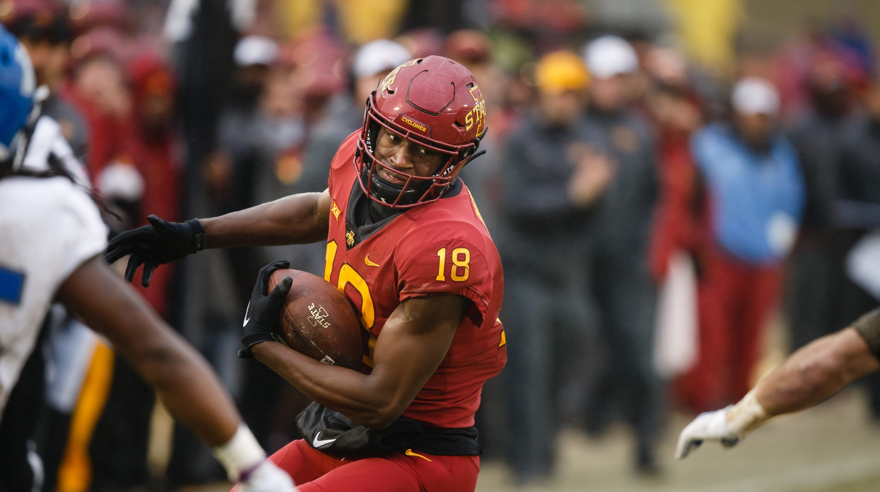 Scouting Combine: How Hakeem Butler could work his way into the