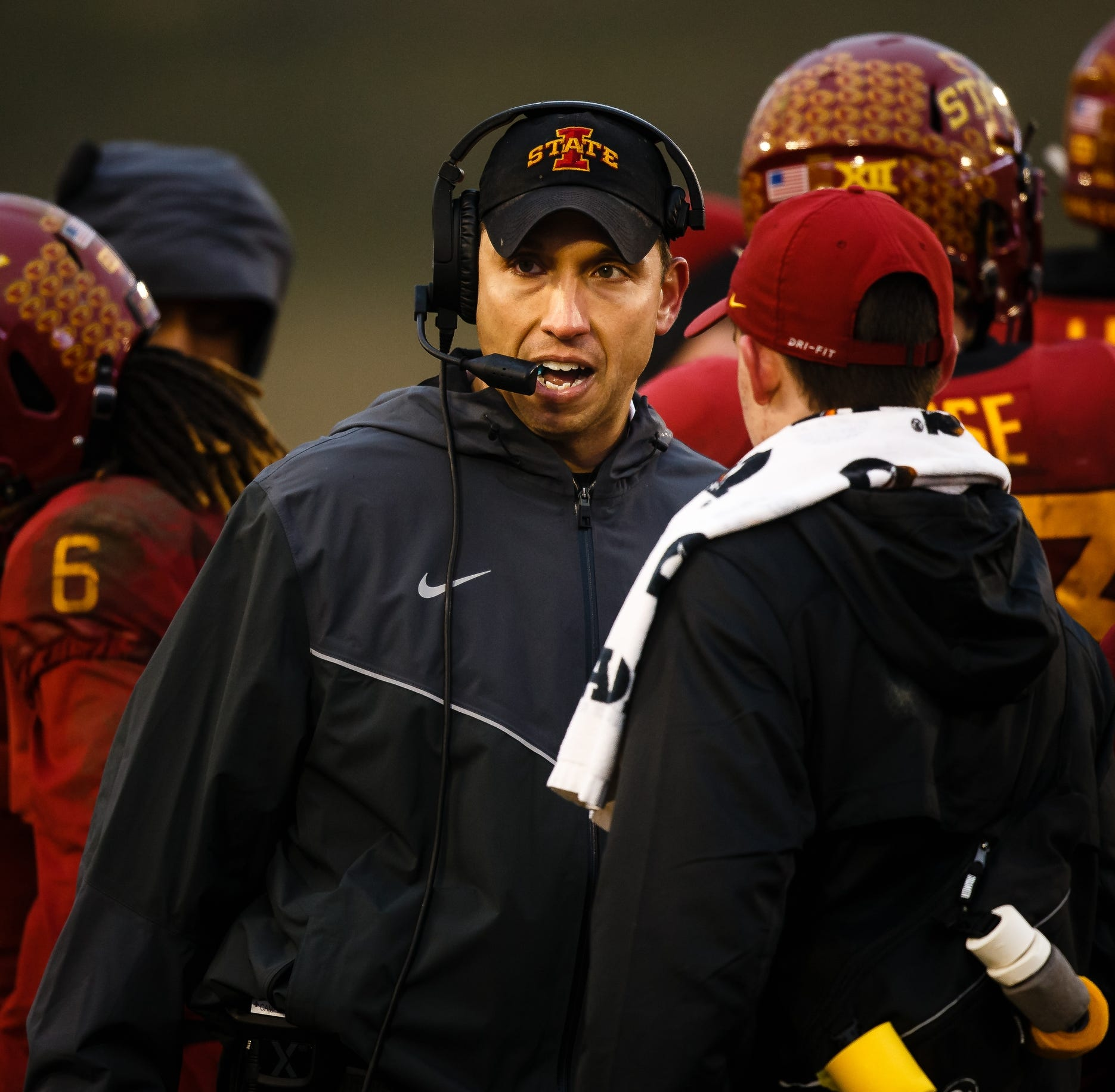'I think it's another example of what Matt has been saying all along': Iowa State, Matt Campbell sign new contract extension