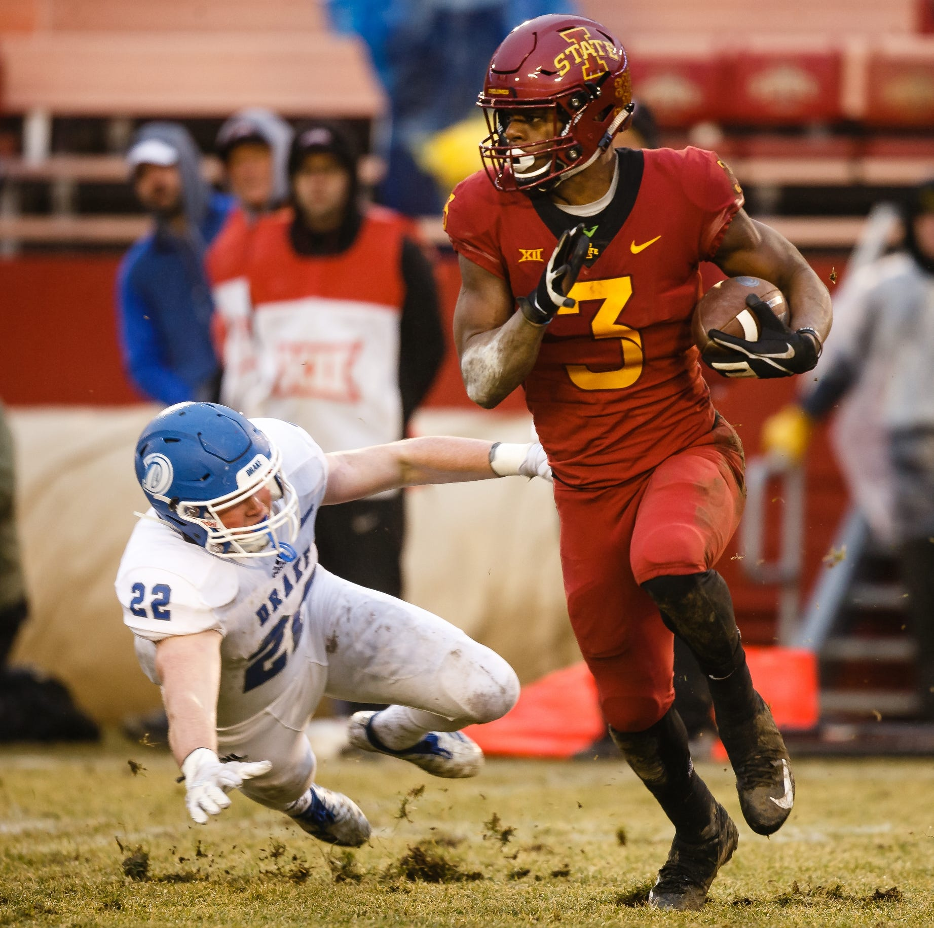 ISU takeaways: How the battle for the starting running back spot is shaping up