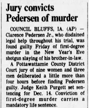 Parts of a story that ran Saturday, Nov. 17, 1979, in the Des Moines Register.