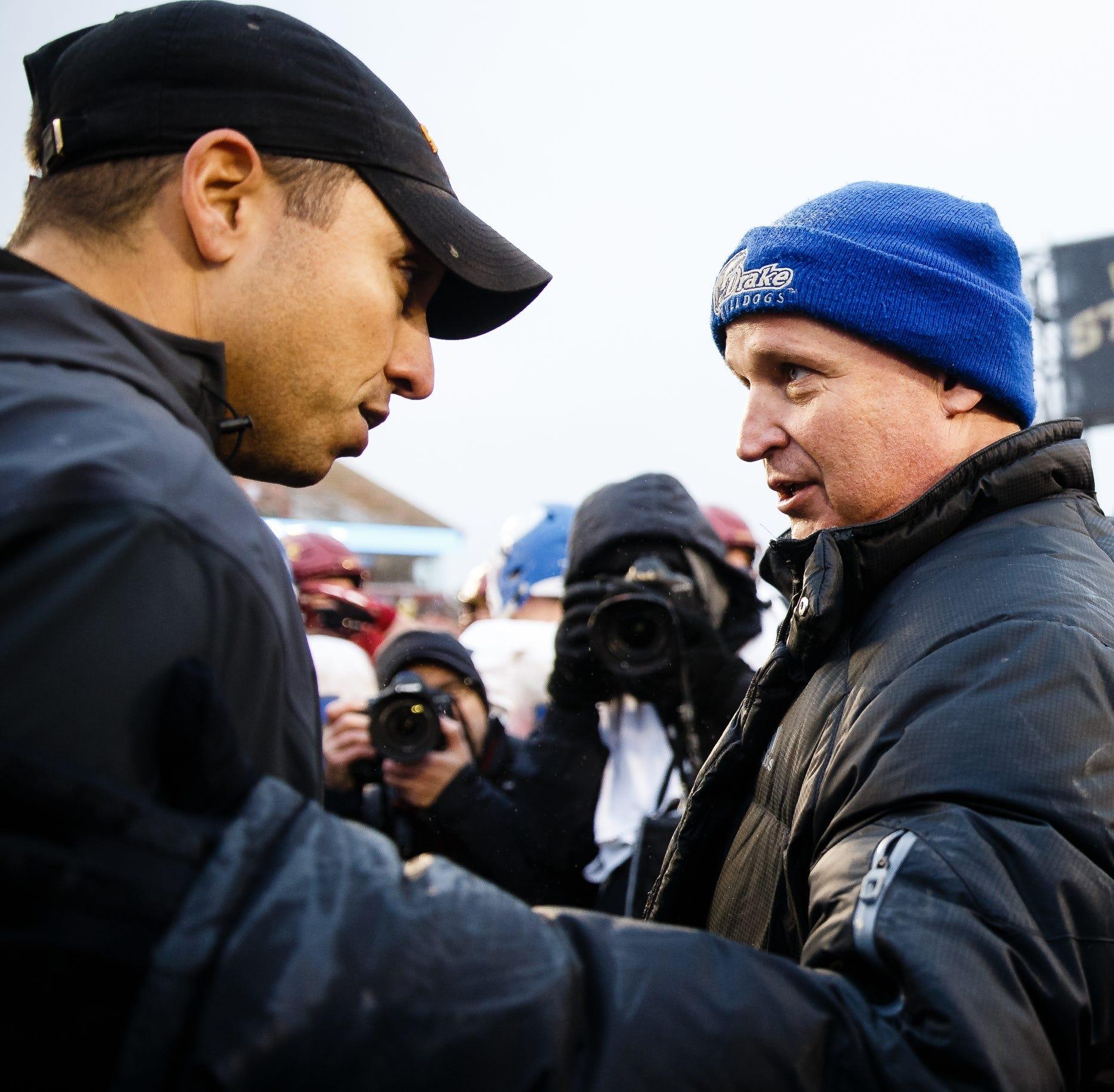 Drake football coach Rick Fox stepping down to follow his faith ... wherever it takes him
