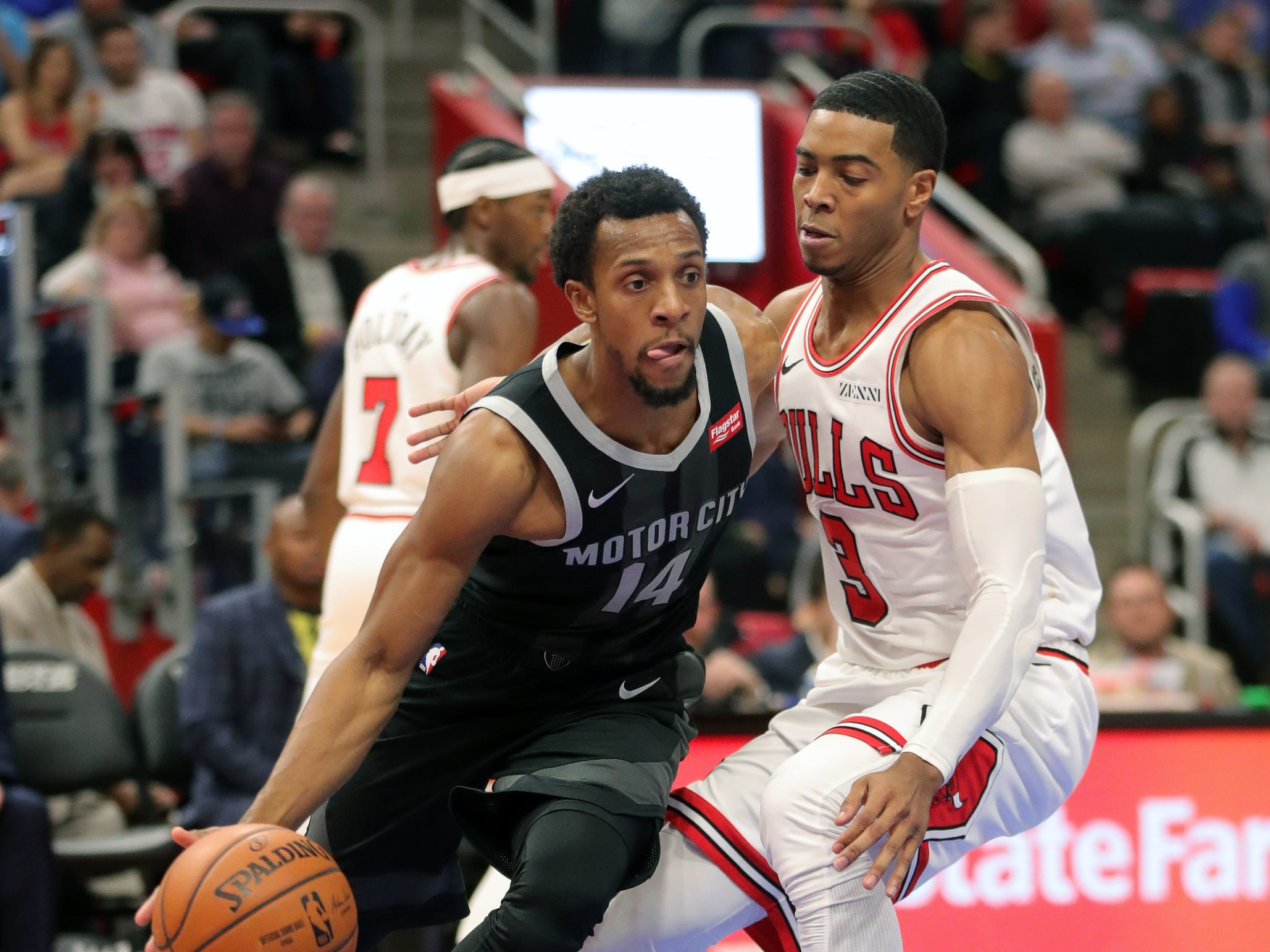 Pistons' Ish Smith takes no joy in team struggling during absence