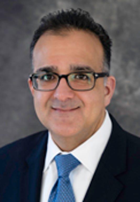 Dearborn City Councilman Michael Sareini