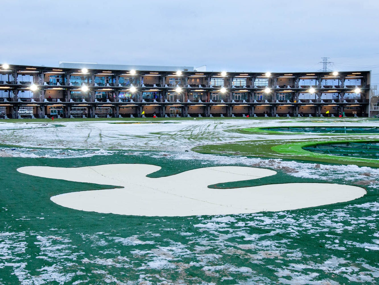 Michigan's first Topgolf facility to open Friday in Auburn Hills