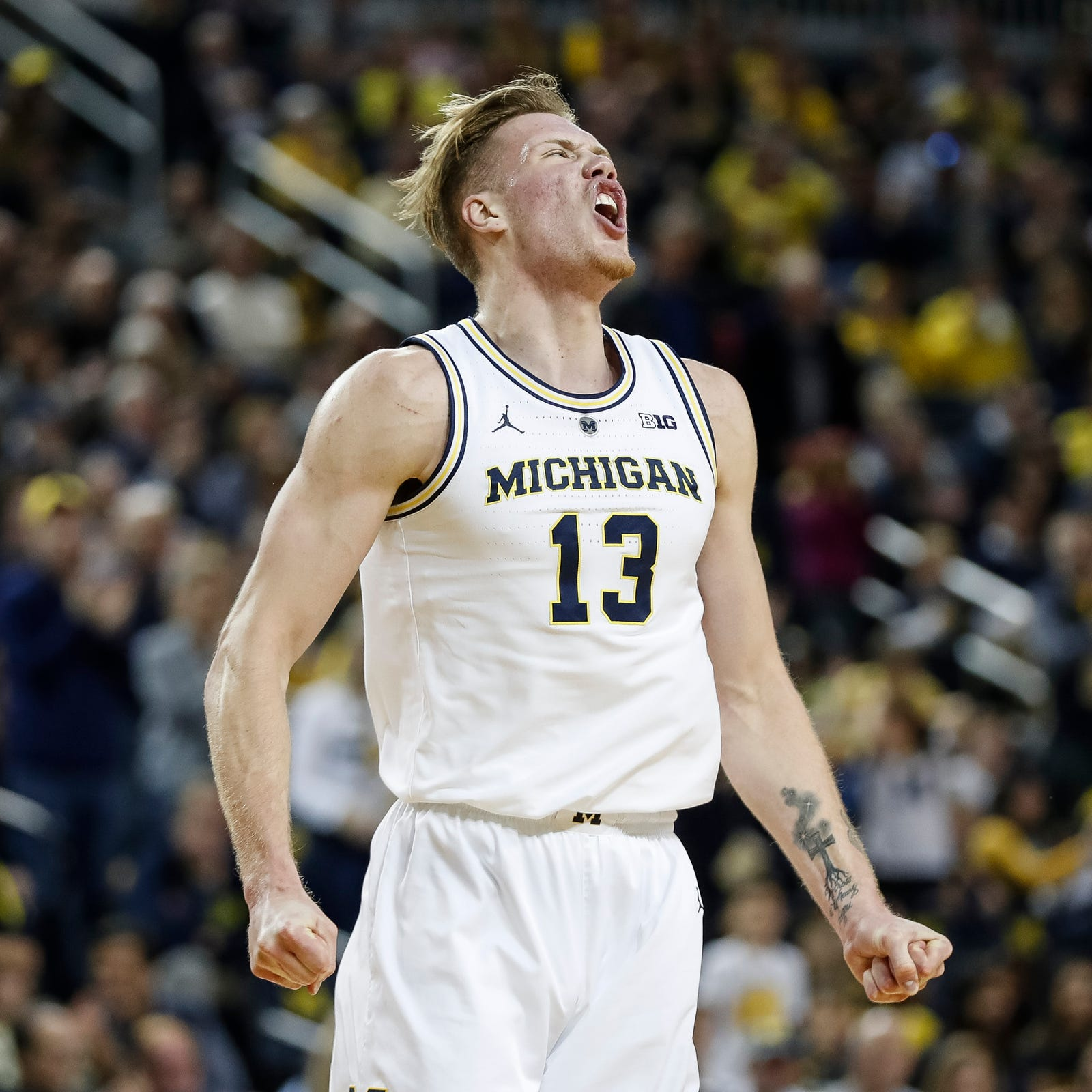 Michigan basketball score vs. Western Michigan: Score updates