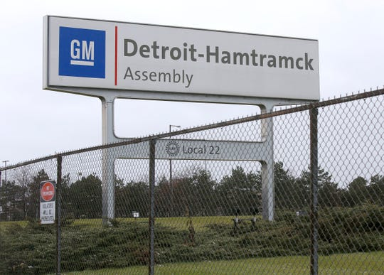 General Motors announced the closing of GM Detroit-Hamtramck Assembly Plant on Monday, Nov. 26, 2018.