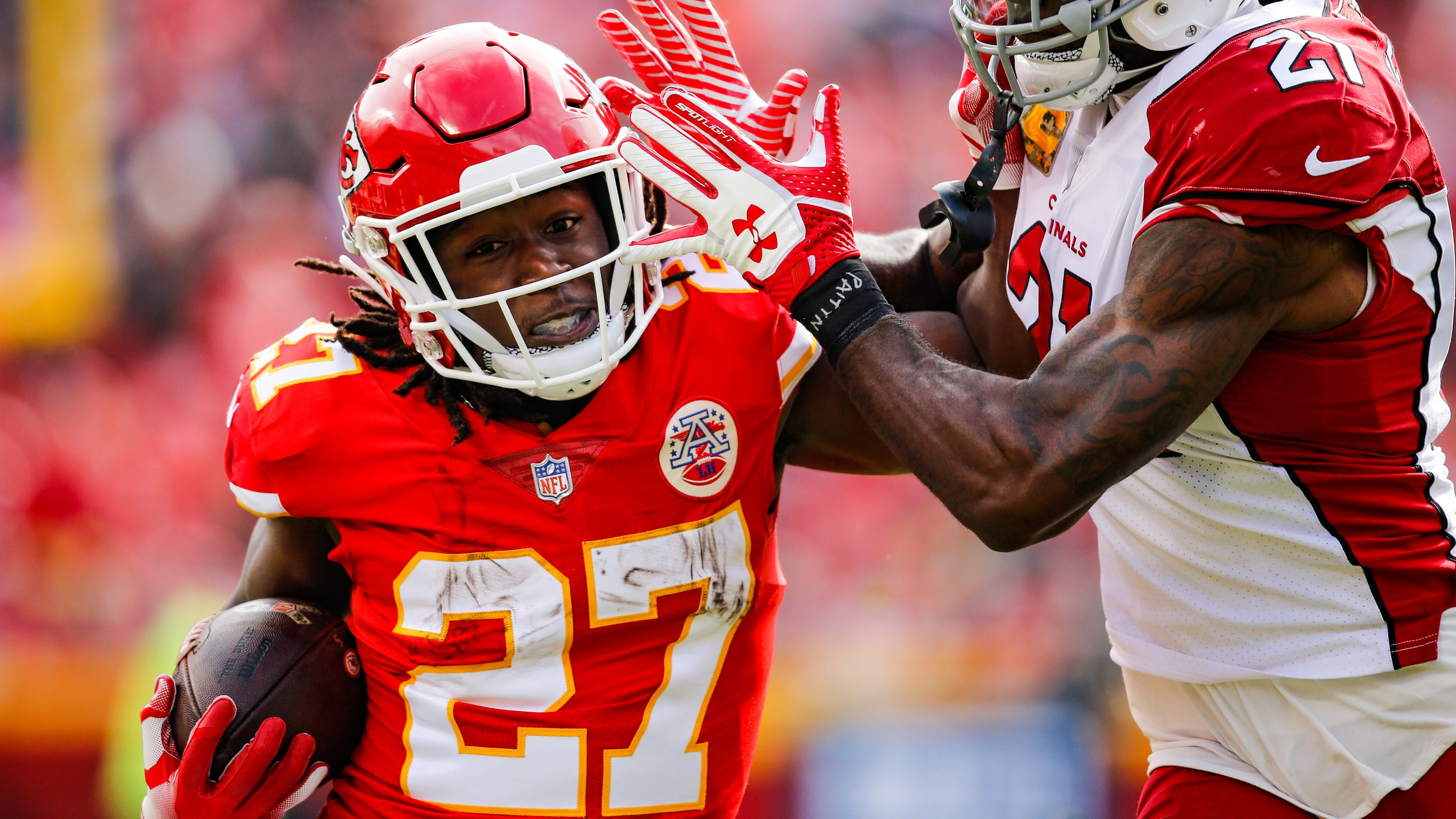 Friday s NFL  Kansas City Chiefs release Kareem Hunt after video ... 8ab2acc1f