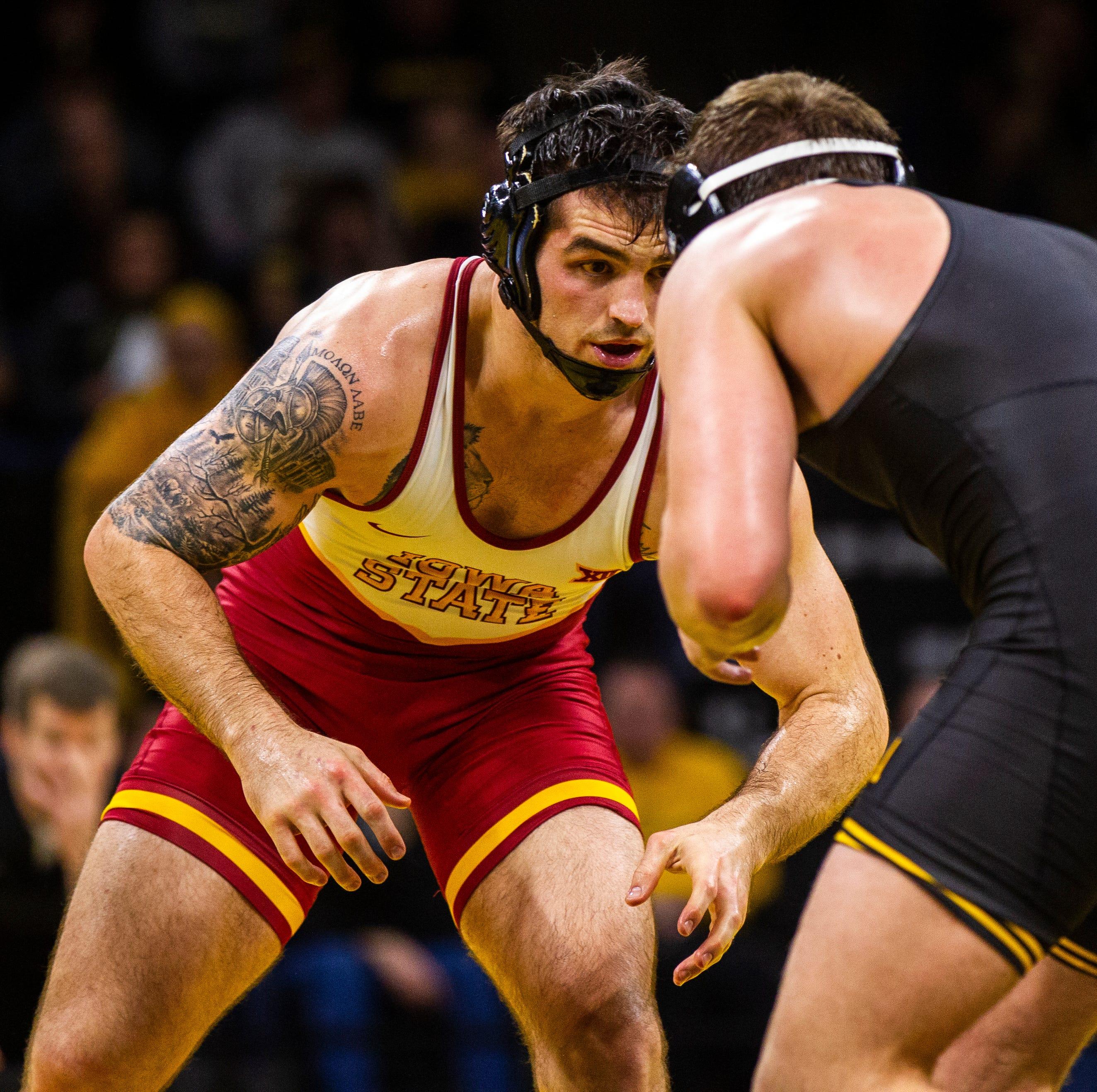 Wrestling Mailbag: Willie Miklus, Big Ten seeds, Alex Marinelli and Sam Stoll