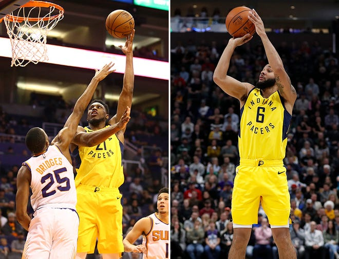 To 3 or not to 3? That's the big question for Pacers so far this season.