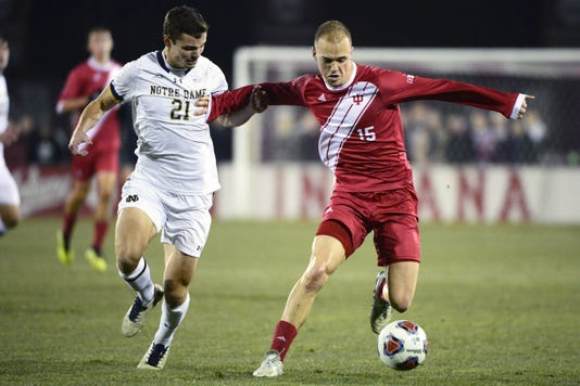 IU men's soccer books record 20th trip to NCAA College Cup