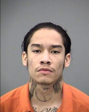 Geovany Diaz is accused of killing 27-year-old Jesse Harris and wounding another man in a shooting Nov. 30, 2018, in Indianapolis.
