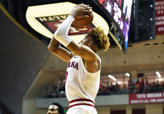 The Hoosiers hope Romeo Langford returns to his previous form when he plays against Northwestern on Tuesday.