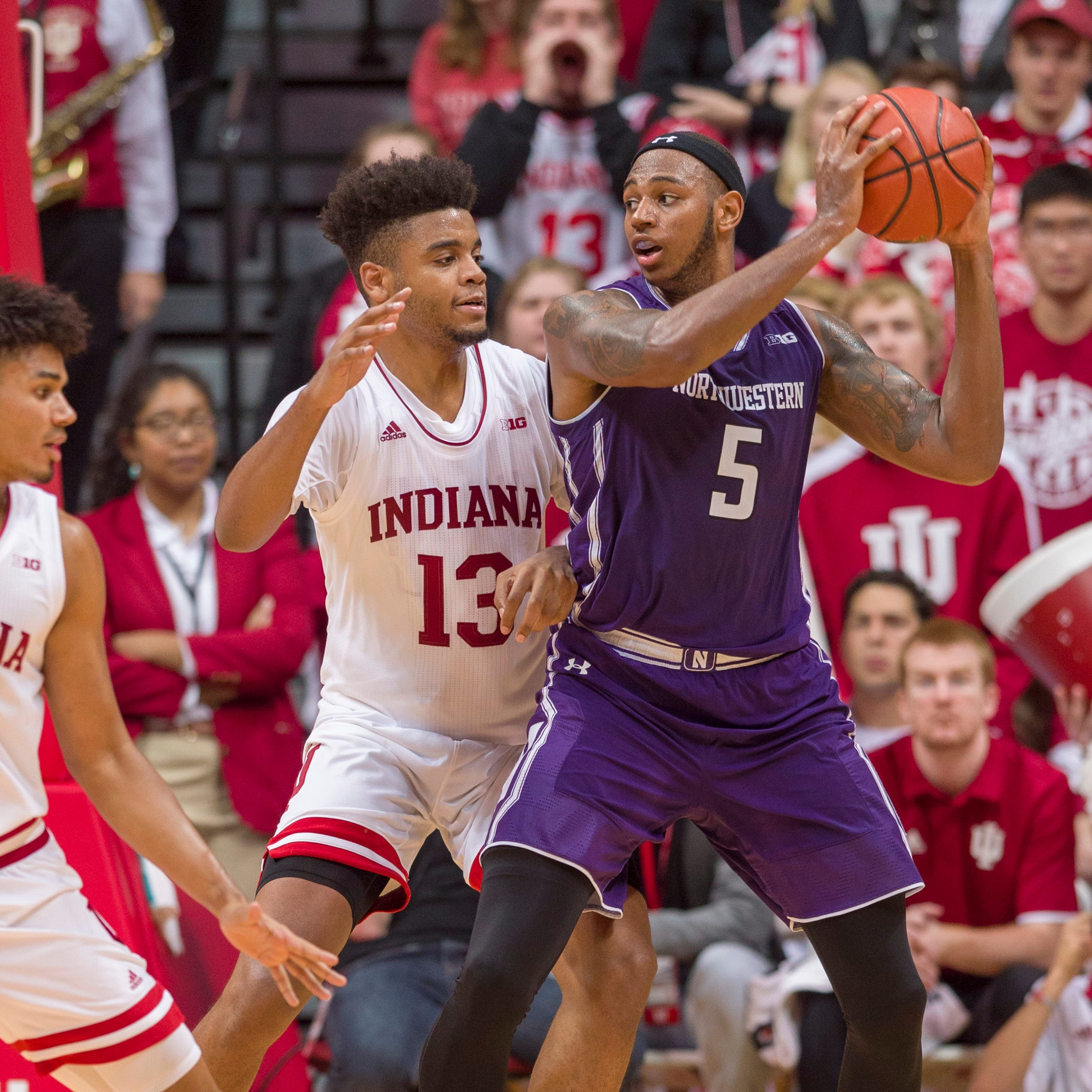 Advance Scout: IU basketball visits Northwestern