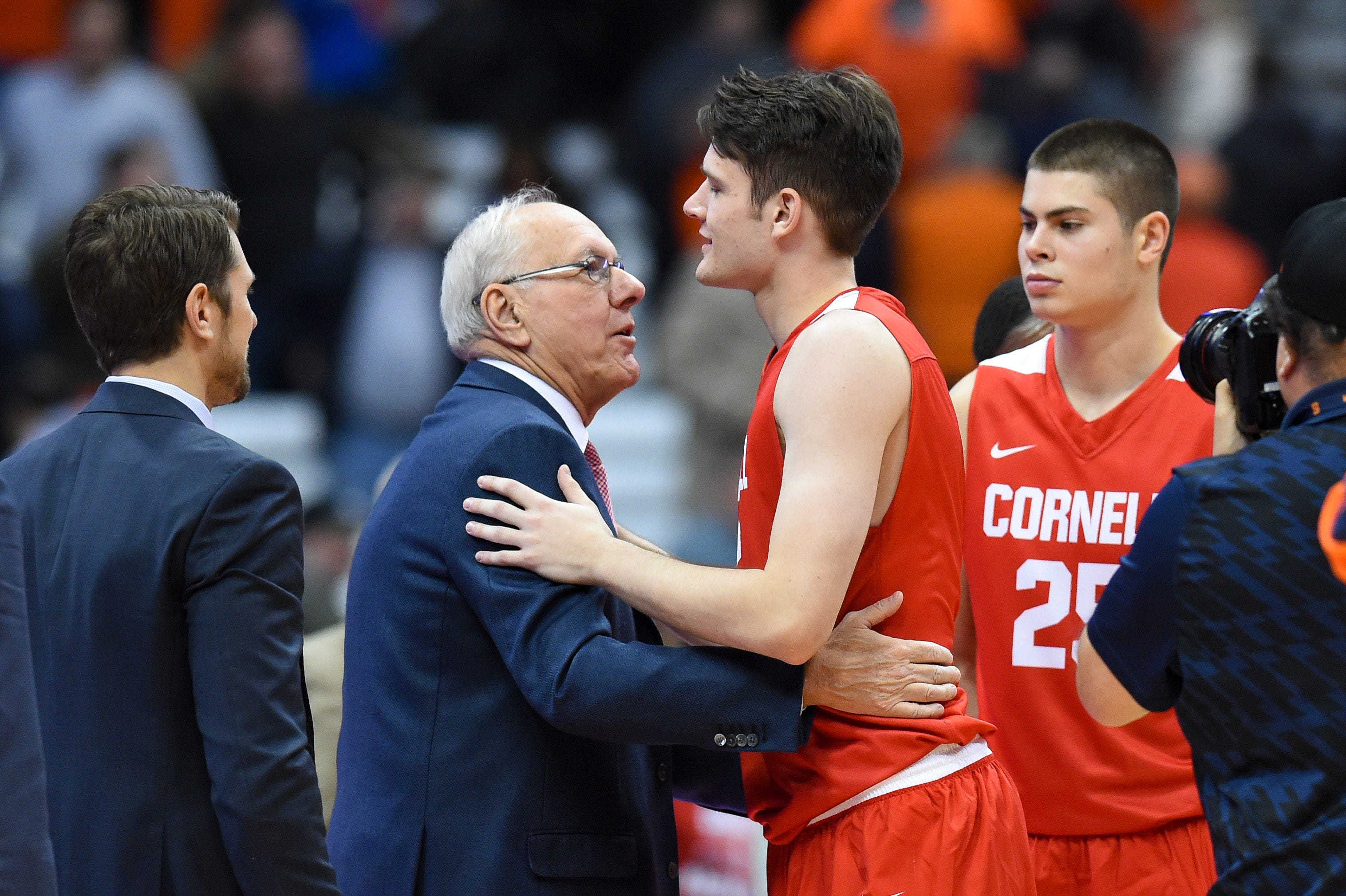 Jimmy Boeheim 4 Things About The Cornell Player Jim Boeheim S Son