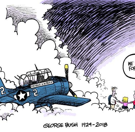 Godspeed President Bush