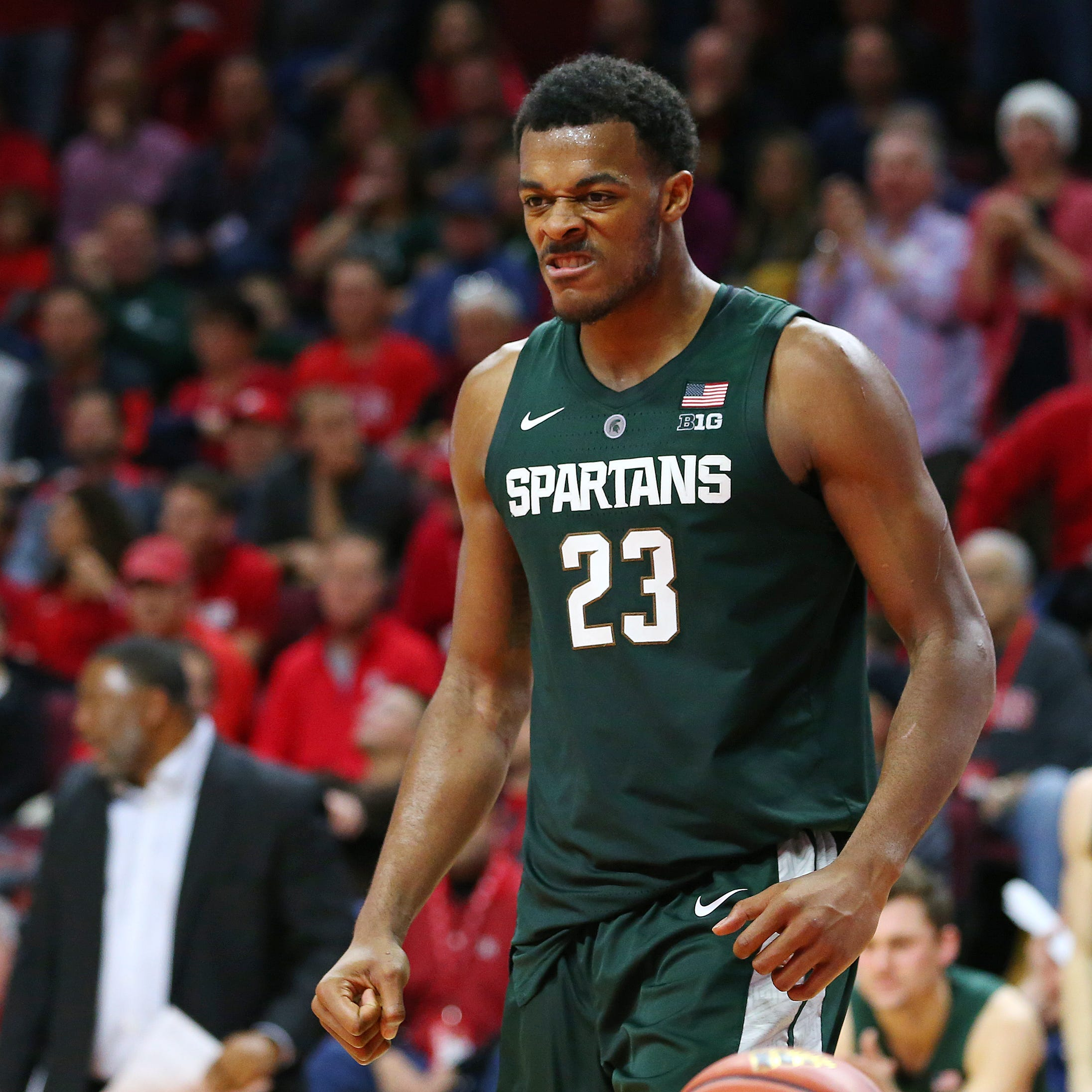 What will change for Michigan State's Xavier Tillman in new starting role?