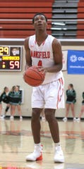 Mansfield Senior's Dontavious Burtin leads the Tygers to a fun matchup against Shelby at 6 p.m. on Saturday at Ontario High School in the 419 Challenge.