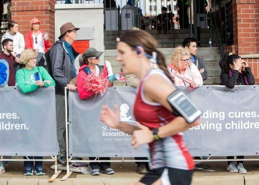 The 2018 St. Jude Memphis Marathon Weekend