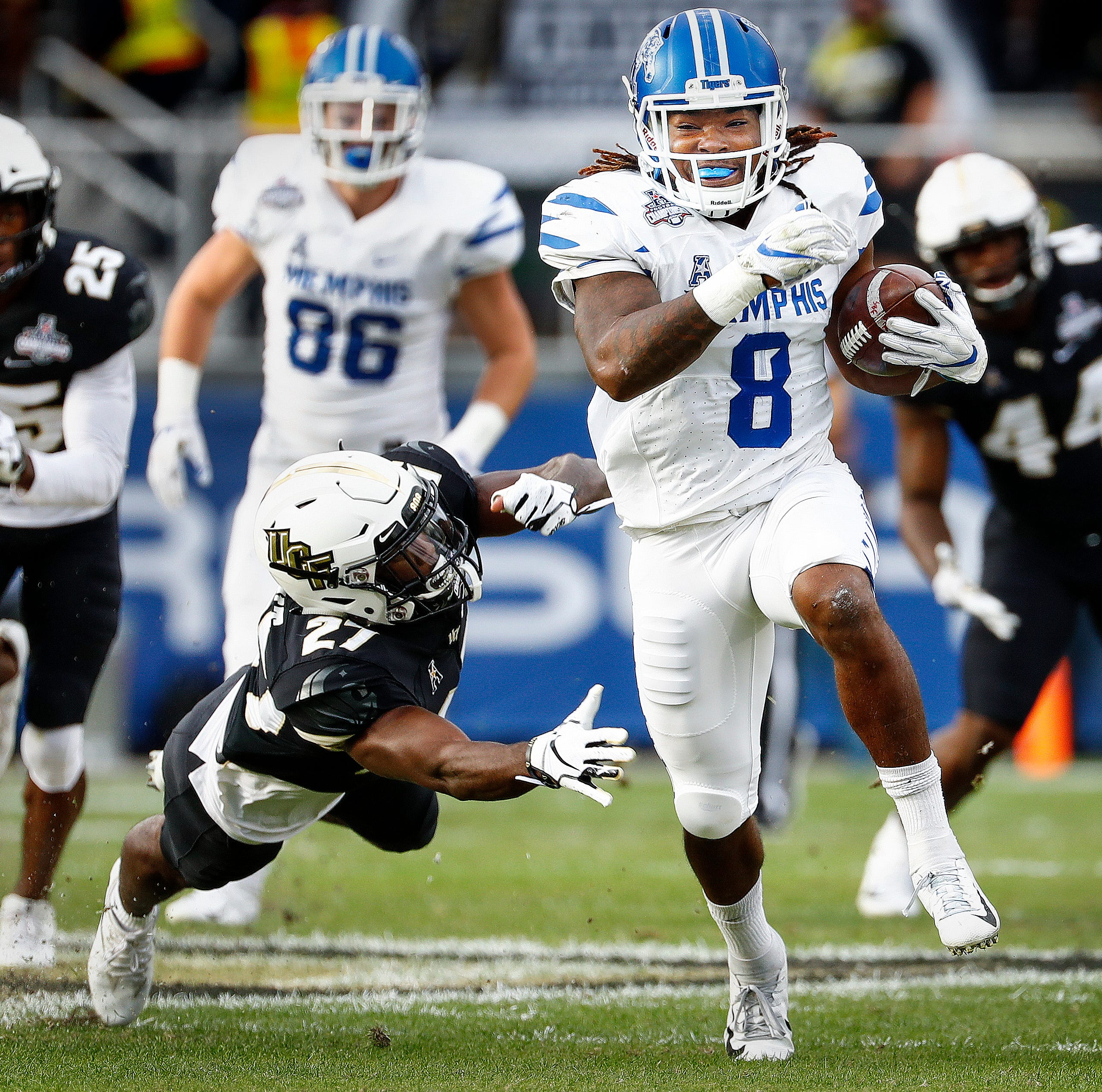 NFL Draft: What's being said about Memphis RB Darrell Henderson's stock