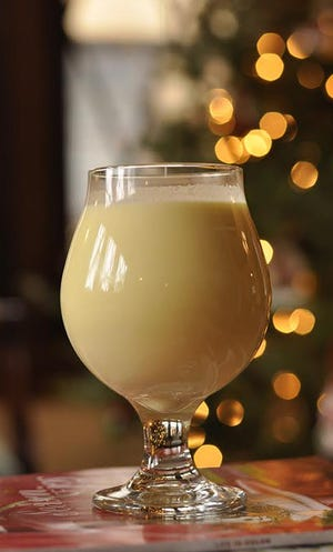 Find a cup of cheer, and maybe even eggnog, at restaurants open for dinner Christmas Eve and any time on Christmas Day.