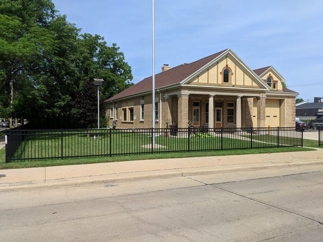 A former firehouse in Milwaukee's Story Hill neighborhood could be converted into an events venue.