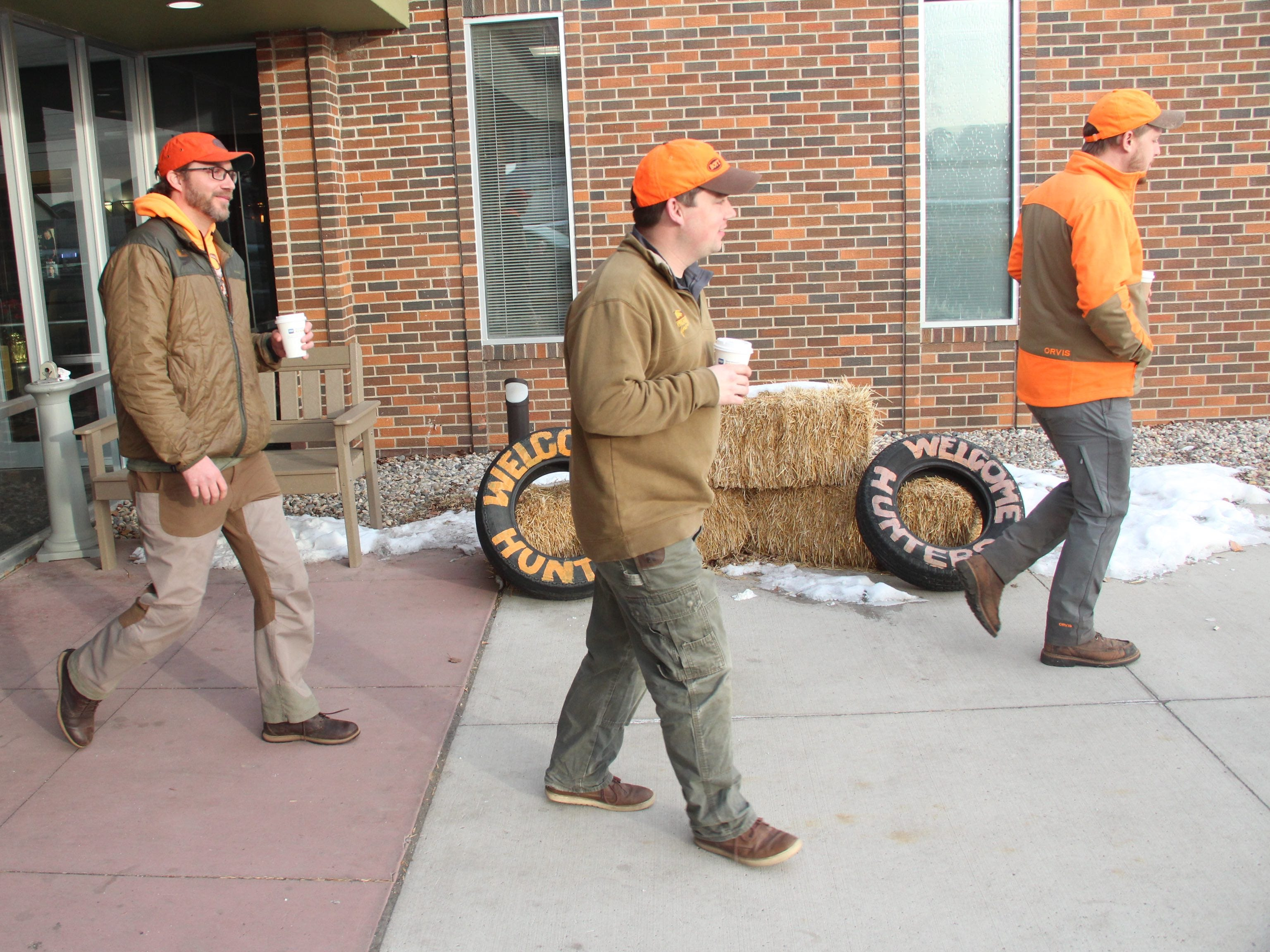 Pheasant hunting is the main tourism draw and a major part of the economy in Aberdeen, South Dakota.