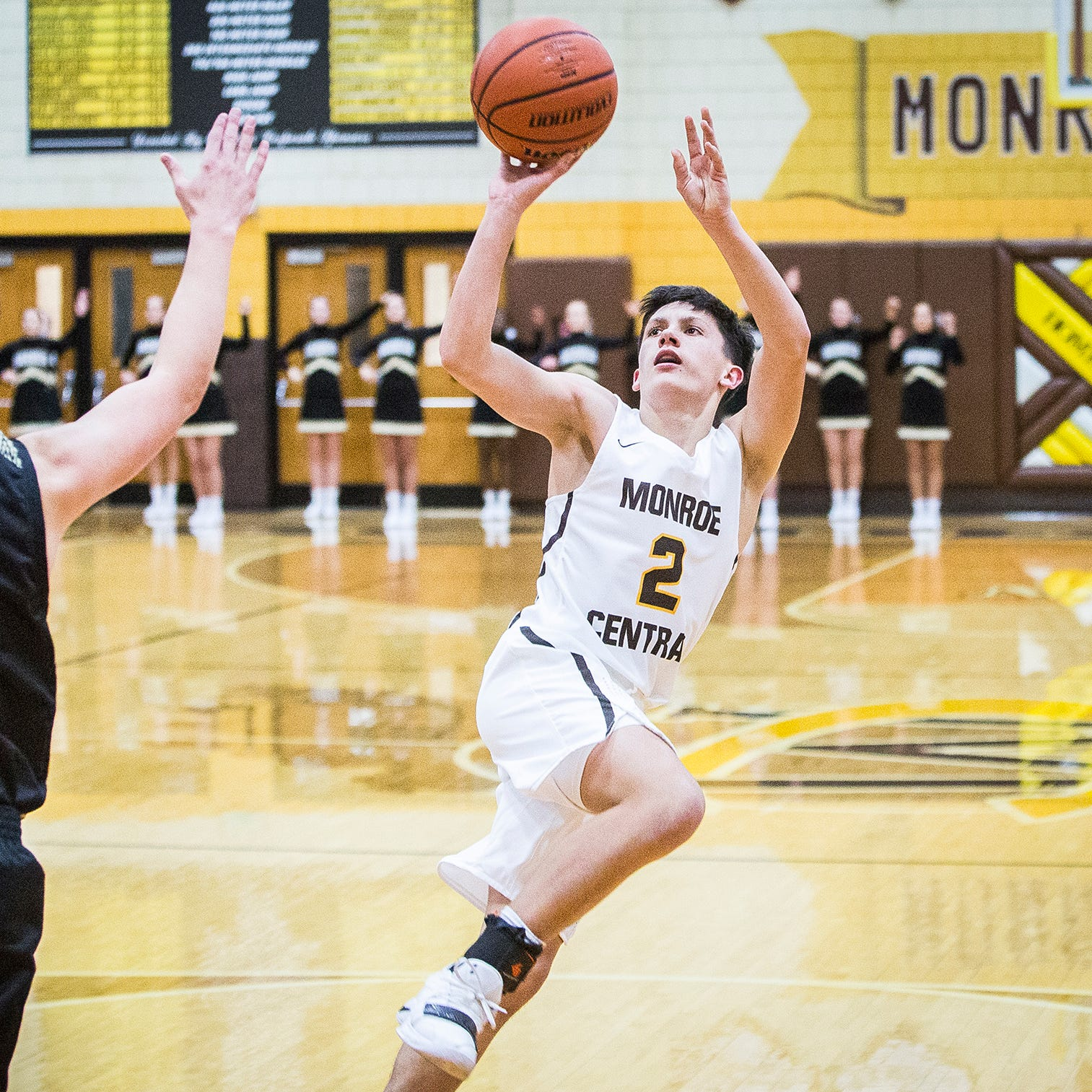 HS hoops rundown: Monroe Central freshman continues hot streak