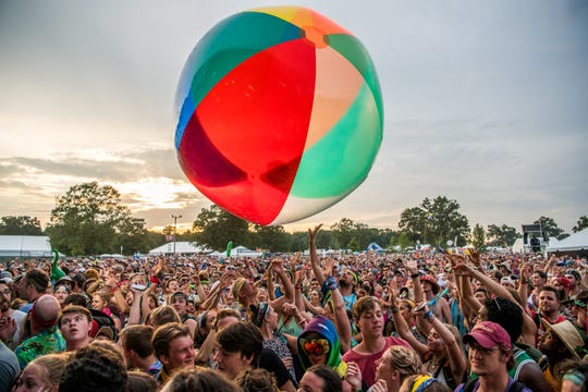 What to know about the Bonnaroo 2019 headliners, from Phish to Cardi B
