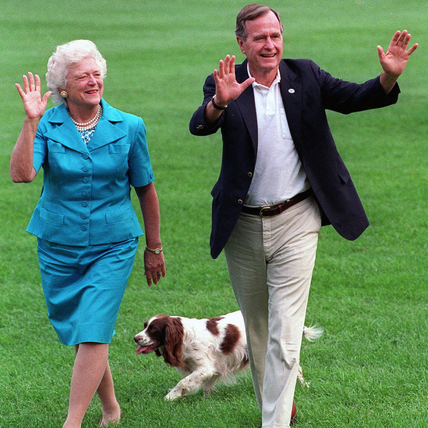 George H.W. Bush: President, idealist and hero | Editorial