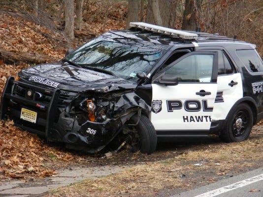 Hawthorne Crash