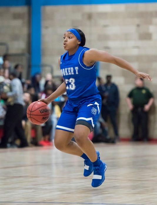 Booker T Washington Vs Pine Forest Basketball