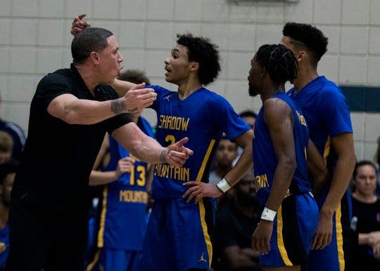 Shadow Mountain boys basketball has been on a tear since a narrow loss to Pinnacle last November.