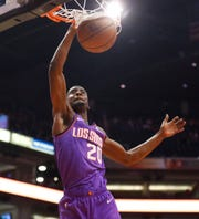 Josh Jackson had 10 points with nine rebounds and seven assists against the Magic on Nov. 30 at Talking Stick Resort Arena.